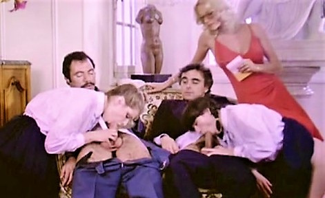 """Les Petites Écolières (1980) """"The Little Schoolgirls"""""""