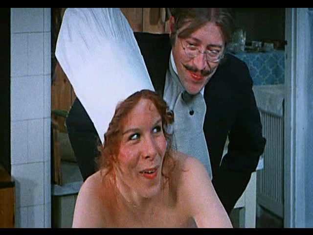 Champagnegalopp (1975) aka A Man with a Maid